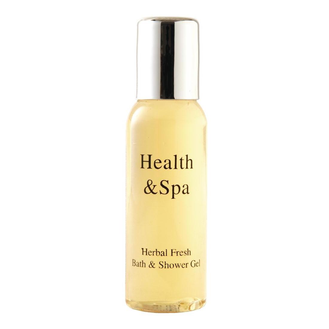 Health & Spa Range Herbal Fresh Bath and Shower Gel | Complimentary ...