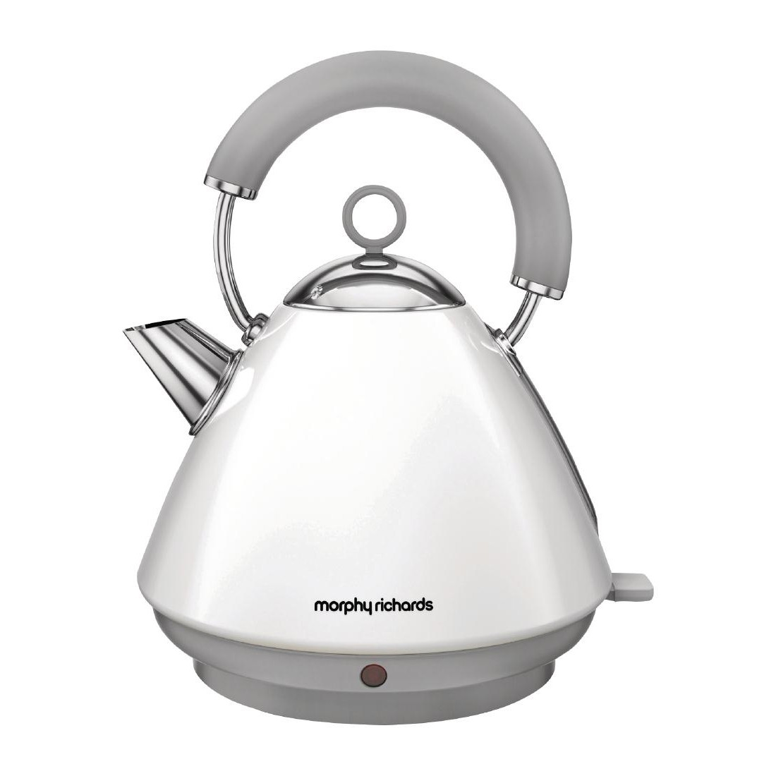 Accents Traditional Kettle White