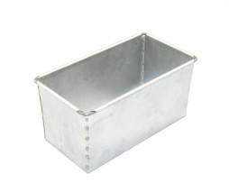 800g Single Bread Tin Single - Alusteel
