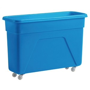 Blue Bottle Trolley Large