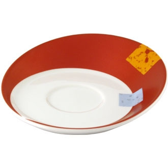 Steelite Sheer Zen Saucers 152.5mm