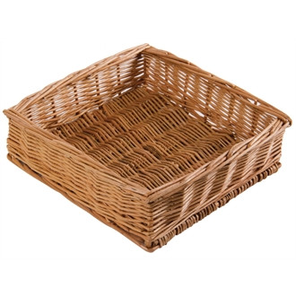 Willow Square Table Basket