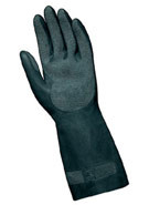 Cleaning and Maintenance Gloves, Size large. Natural latex. Sold singly.