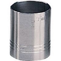 Thimble Measure, 35ml measure. CE stamped