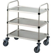 Clearing Trolley, 3 tier.