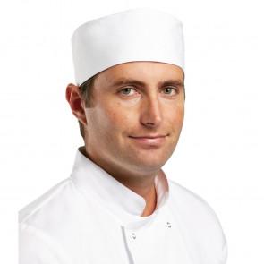 Whites Chefs Skull Cap White 24in