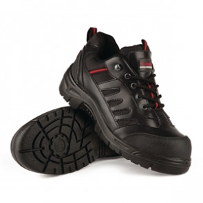 Slipbuster Safety Trainer Black 36