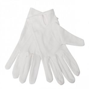 Mens Waiting Gloves White