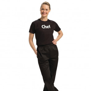 Printed Unisex T-Shirt Chef L