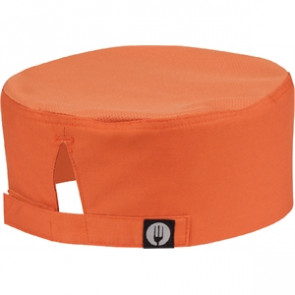 Colour by Chef Works Cool Vent Beanie Orange
