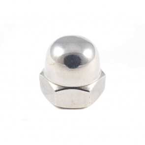 A2 Stainless Steel Dome Nut (M8)