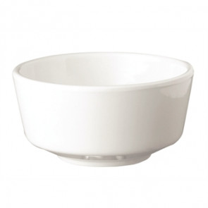 APS Float White Round Bowl 4""