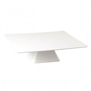 APS Melamine Low Square Cake Stand