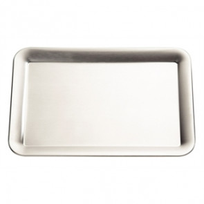 APS Pure Stainless Steel Trays 4x Bowls