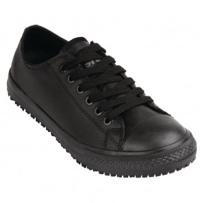 Shoes For Crews Mens Old School Leather Trainers 46