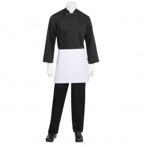 Chef Works Four Way Reversible Apron White