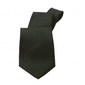 Uniform Works Solid Colour Black Tie