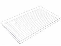 "Non Stacking Wire Tray (1x1) - 1.5"" Deep"