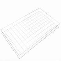 30x18x1.5 (50x50) Non Stacking Wire Tray