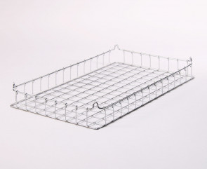 30x18x3 (50x50) Stacking Wire Tray