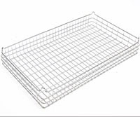 30x18x4 (50x25) Stacking Wire Tray