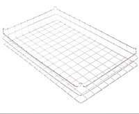 30x18x4 (50x50) Stacking Wire Tray