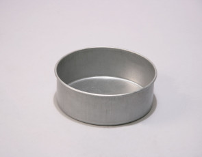 "8"" x 3 Inch Deep Cake Tin (76mm)"