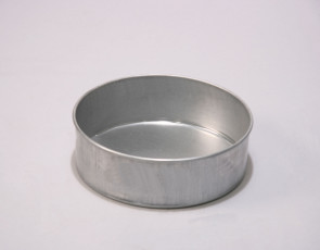 "9"" x 3 Inch Deep Cake Tin (76mm)"