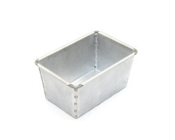 400g Bread Tin Single - Alusteel
