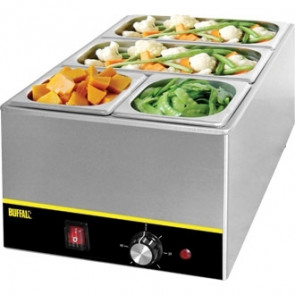 Buffalo Bain Marie With Pans