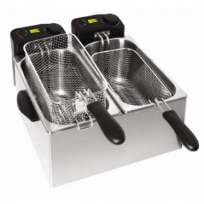 Buffalo Light Duty Fryer 2x 3.5Ltr