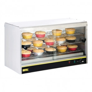 Buffalo Pie Cabinet 60 Pies