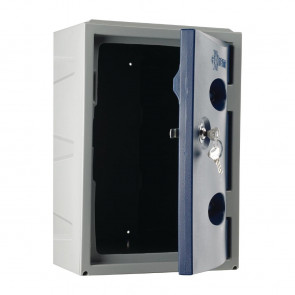 Extreme Plastic Single Door Locker Camlock Blue 450mm