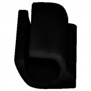 Black Card Clip