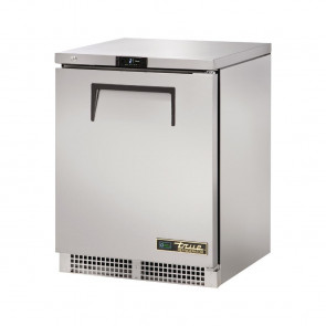 True Under Counter Fridge Stainless Steel 147Ltr TUC-24-HC