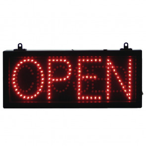 LED Open and Closed Sign