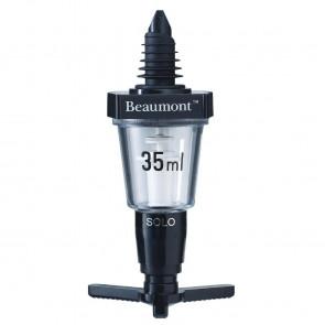 Beaumont Spirit Optic Dispenser Stamped 35ml