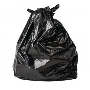 Jantex Biodegradable Bags Black Pack of 200