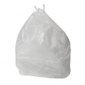 Jantex Bin Bags Clear Pack of 200