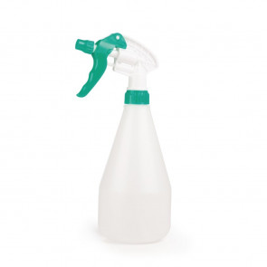 Jantex Colour Coded Spray Bottles Green 750ml