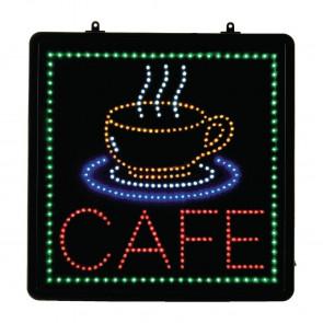 LED Cafe Display Sign