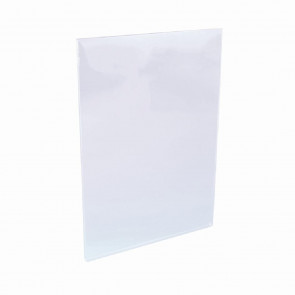 Clear Acylic Sleeve A5