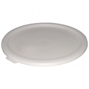 Vogue Round Lid For 6 to 7.5Ltr Containers White