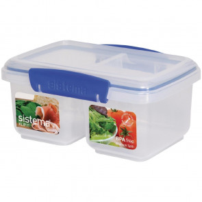 Sistema Klip It Split Base Container 1Ltr