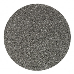 Werzalit Round Table Top Granite Black 600mm