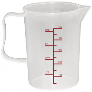 Vogue Measuring Jug 500ml