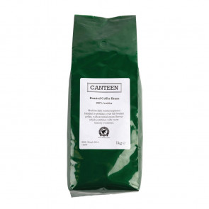 Canteen Coffee Beans Medium Dark Arabica 6 x 1kg