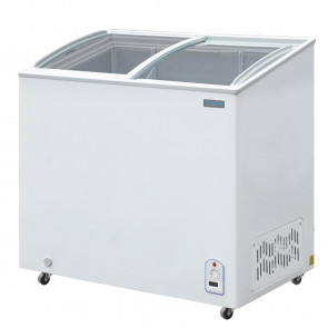 Polar Display Chest Freezer 200Ltr