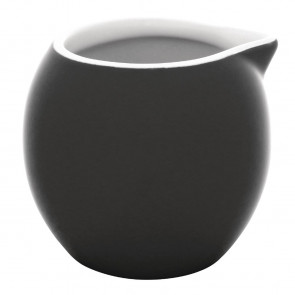 Olympia Cafe Milk Jug 70ml Charcoal