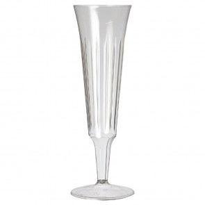 Plastico Disposable Champagne Flutes